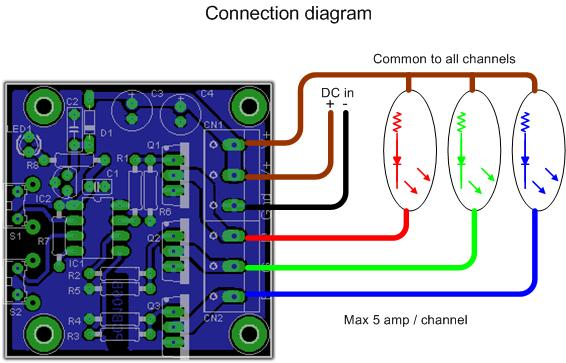Top 9 Free Pcb Design Software Cannot Miss also Bicolour Led Flasher Circuit furthermore 409247 Pre li Phono Diy Crafts additionally Bigmosfetrgb additionally Micro Usb Data Cable Pin Out Diagram. on electronics projects with circuit diagram free