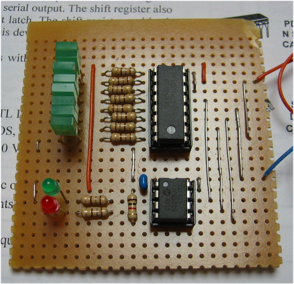 Pic 12f629 12f675 Internal Oscillator Calibration Word Prescence Test Ujdm Programmer Circuit Is A Which Suitable To Do Simple