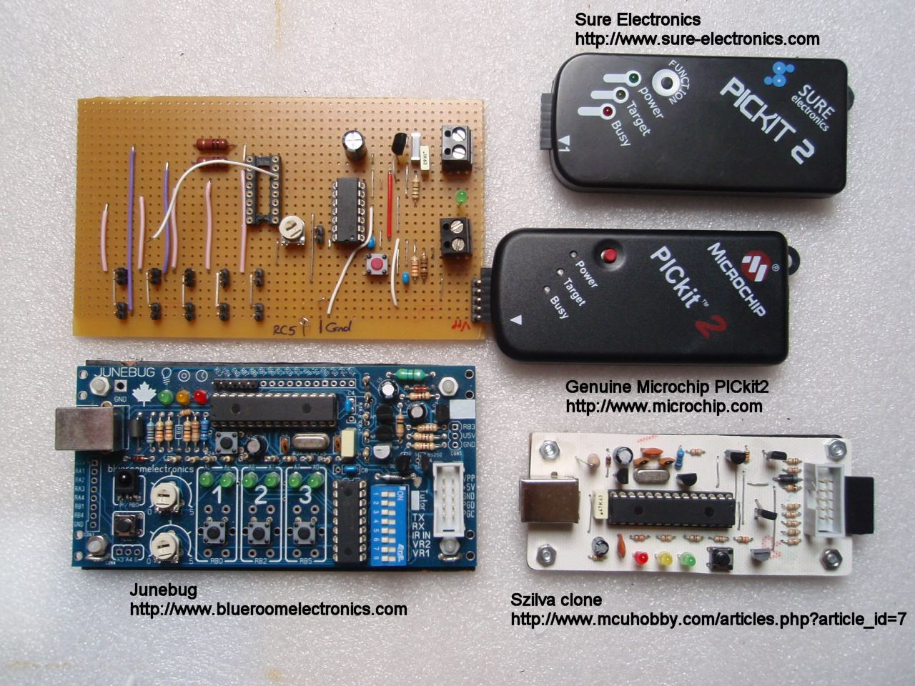 Pic Projects Top Page Tester Electronics Forum Circuits And Microcontrollers