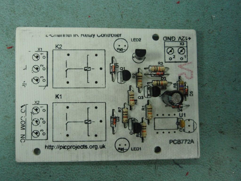 2 Channel Ir Relay Controller Verysimpleirremotecontrolcircuit Fig4
