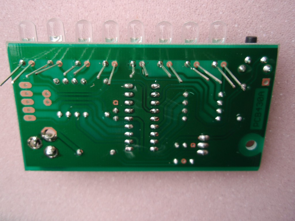 8 Channel Pwm Led Chaser Strobe Light Circuit With Chasing Flashing Effects Electronic Fig9
