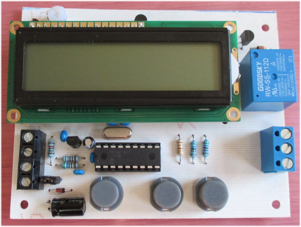 Low Voltage Detection Battery Protection Controller The Polarity Control Relay Is Switched Off When Q1 Covered By This Project A Detect Disconnect Lvd Function Of To Automatically Turn Load From