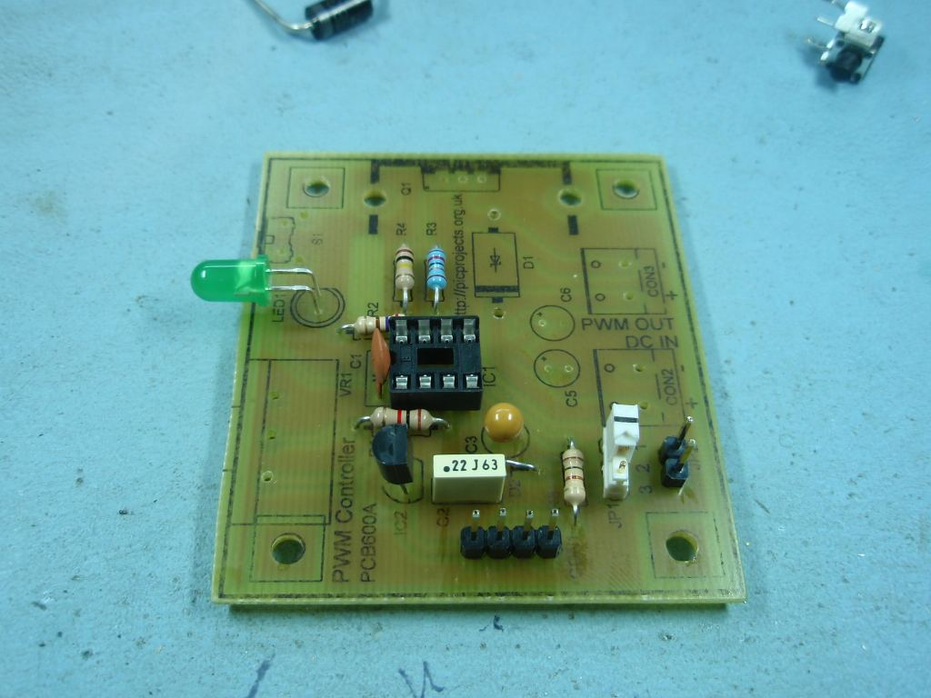 Pwm Dc Motor Controller Figure 1 The 2 Channel Driver Circuit On A Saving Model Fig 5