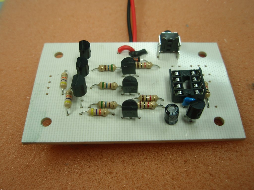 Rgb Led Strip Controller Driver Circuit Photo 3
