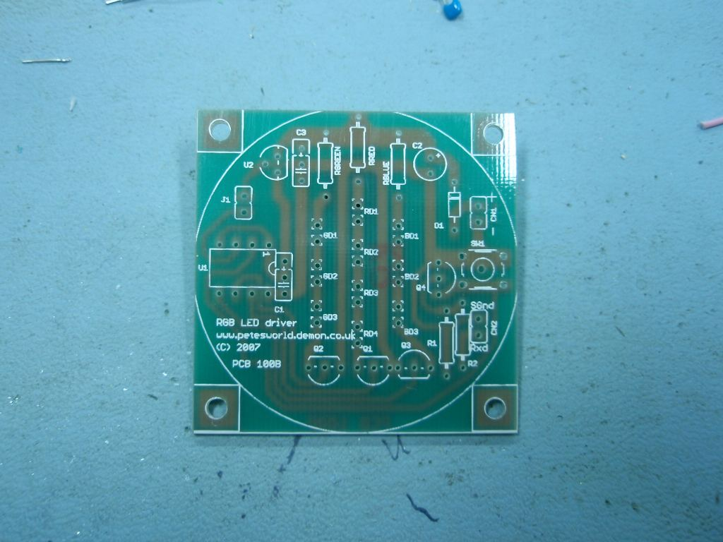 Rgb Led Controller Driver Module Power Light Sources Mosfet Photo